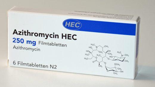 Azithromycin 250 - Packing