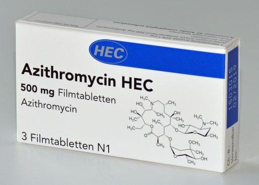 Azithromycin 500 - Packing