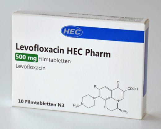 Levofloxacin 500 - Packing