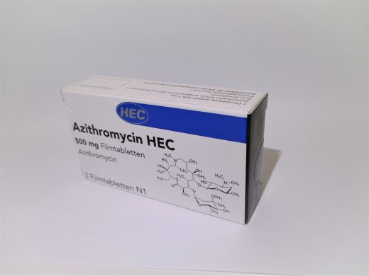 OP Final Photo Azithromycin TAF 500 mg N1