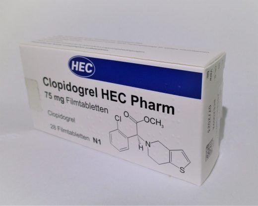 OP Final Photo Clopidogrel TAF 75 mg N1