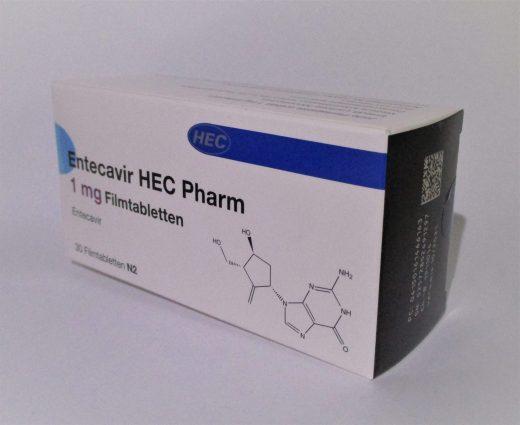 OP Final Photo Entecavir 1 mg N2