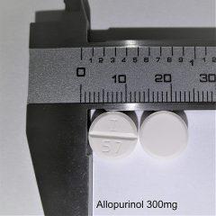 Tabl Final Photo Allopurinol 300mg